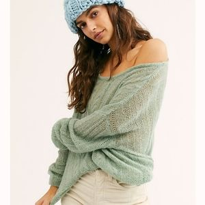 NEW Free People Angel Soft pullover sweater